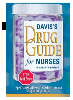 Davis drug guide 13th edition publisher