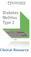 AACE/ACE endorsed - Diabetes Mellitus Type 2 PocketGuide™