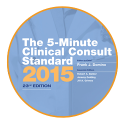 Nurses 5-Minute Clinical Consult: Treatments (The